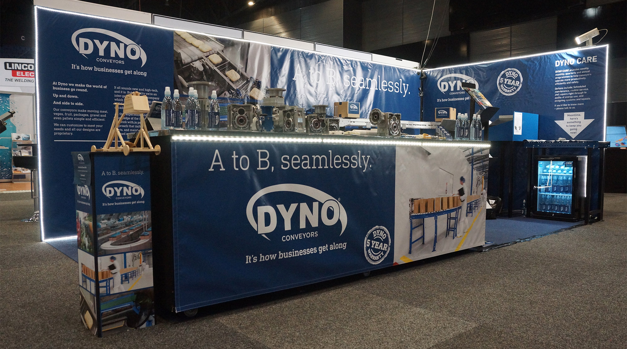 Dyno Southmach 17 Full Stand