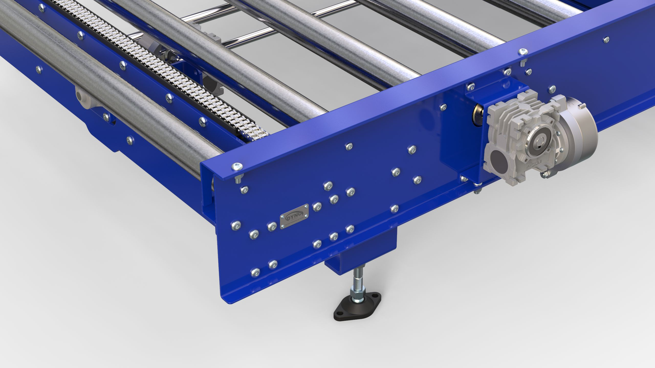 Pallet Roller Conveyor Systems 187 Dyno