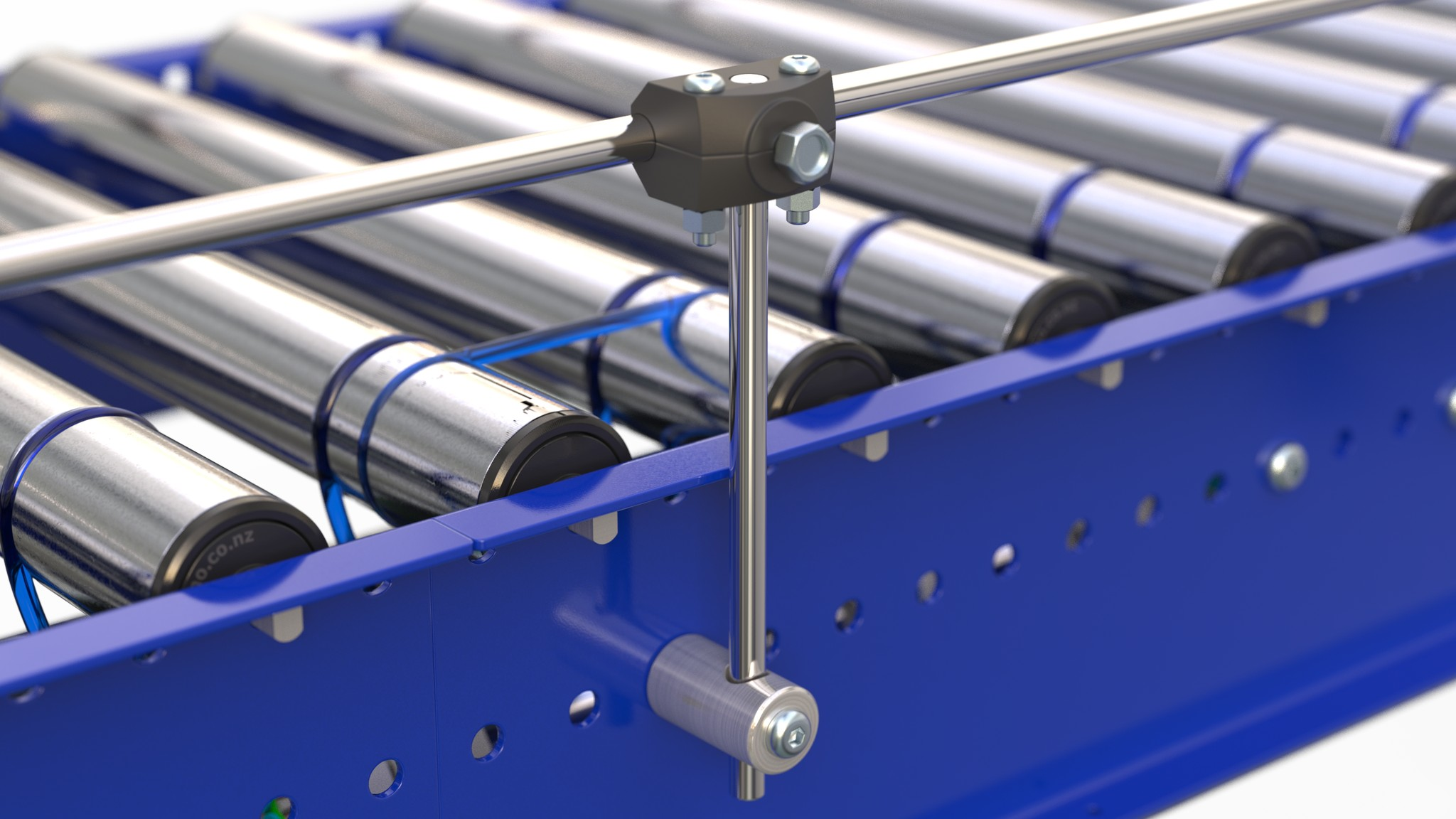 Conveyor Guide Rail | Dyno Conveyors NZ - Roller, Belt, Chain and