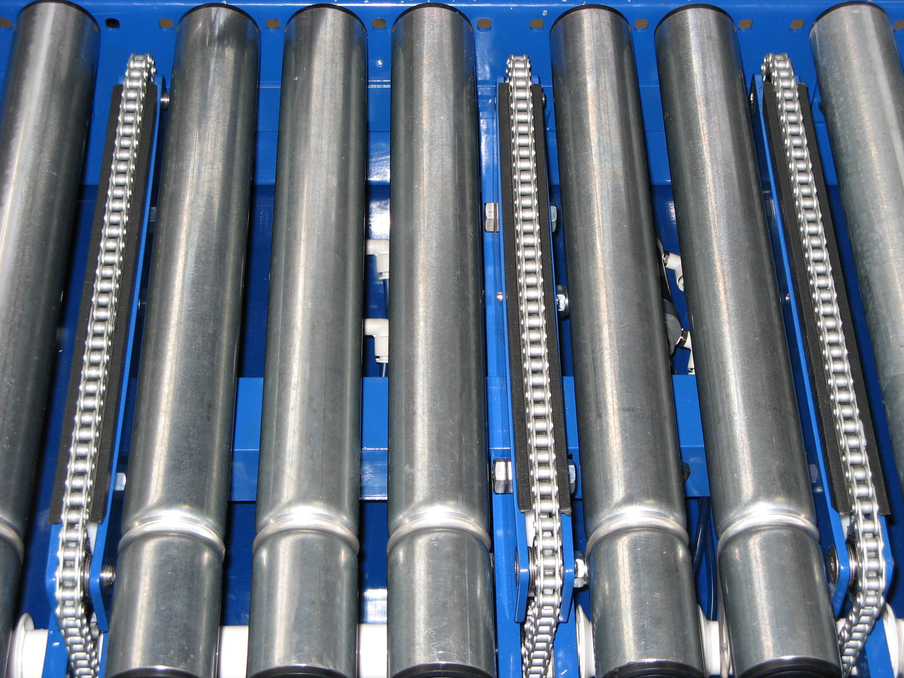 Tranzband Lineshaft Conveyor Accessories Dyno