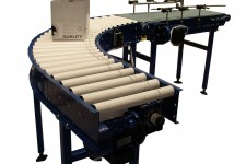 DYNO Powered roller conveyor band driven 1