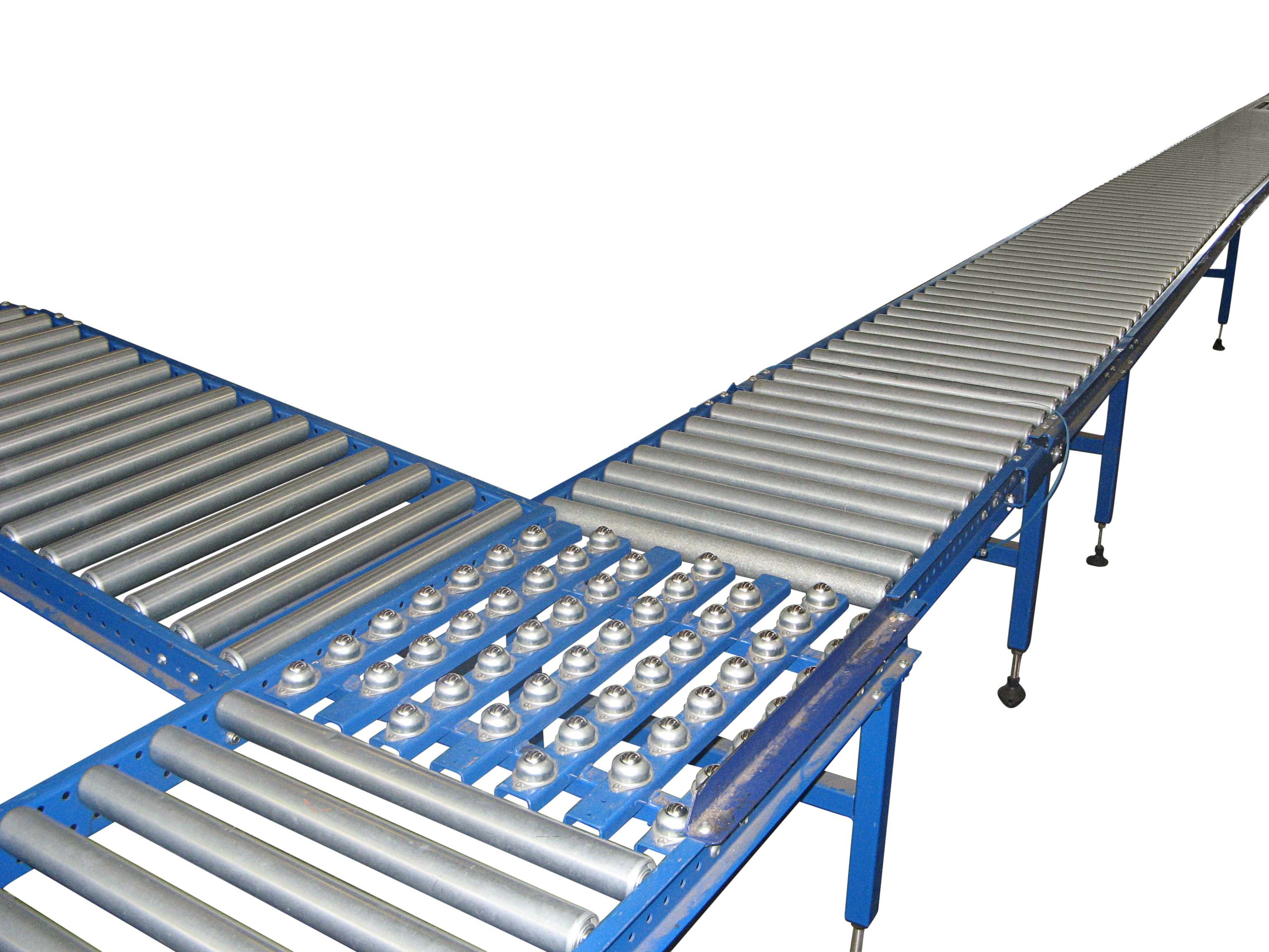 Expandable Tables Ball Conveyor Ball Transfer Section 187 Dyno