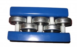 Heavy Duty Wheel Track Product Information