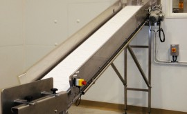 Versatek Modular Belt Conveyor Product Information