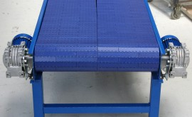 Versatek Modular Belt Conveyors - Dyno Projects