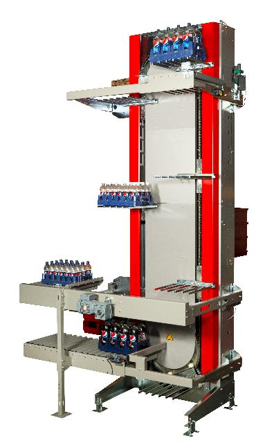 Prorunner 174 Mk5 Vertical Conveyor Rotary Lifter Dyno Conveyors Roller Belt Chain And Modular Conveyors 187 Dyno
