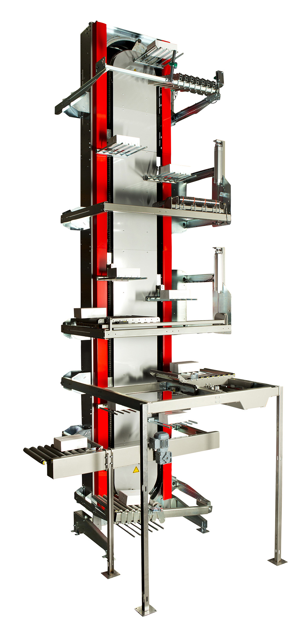 Prorunner 174 Mk5 Vertical Conveyor Rotary Lifter Dyno