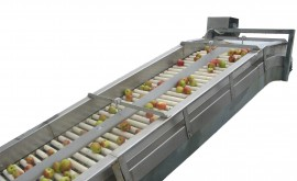 Chain Roller Conveyor Product Information