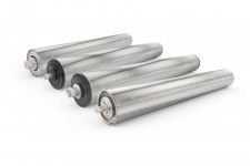 Dyno Conveyors 60mm Galvanized Steel Rollers