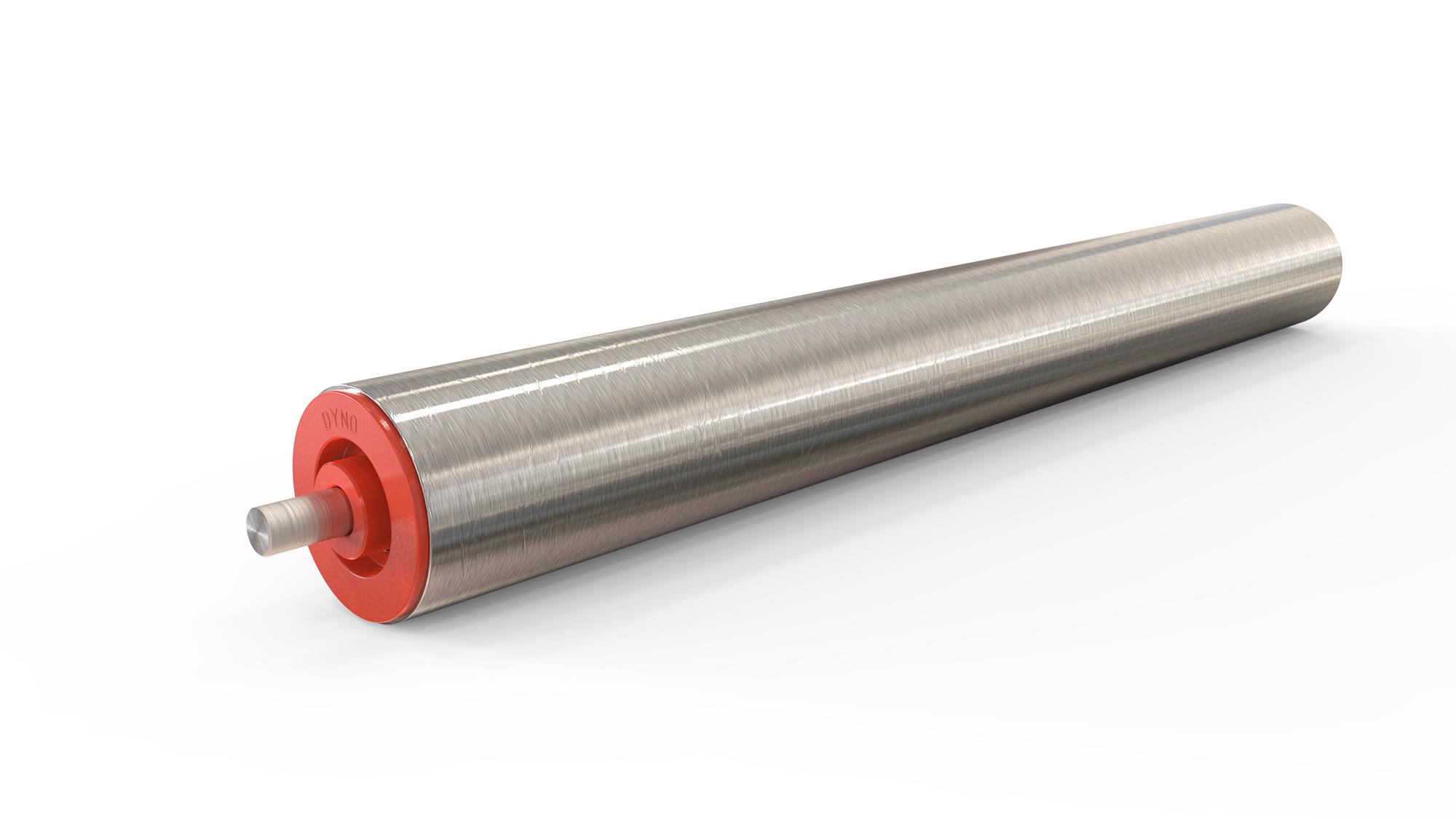 512 Stainless Steel Roller Dyno Conveyors Roller Belt