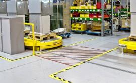 ABB Switchgear Project | Dyno Conveyors - Roller, Belt